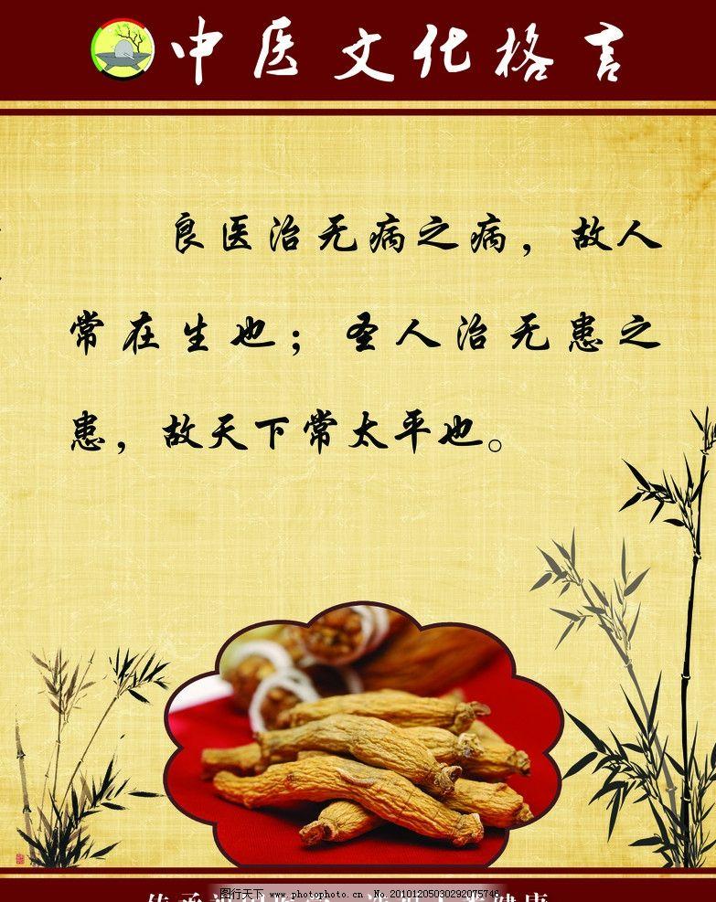 中医药文化儿童手抄报