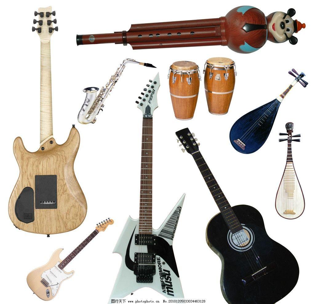 乐器 音乐 熏 琵琶 吉他 电吉他 葫芦丝 古筝 扬琴 笛子 萧 六玄琴 琴