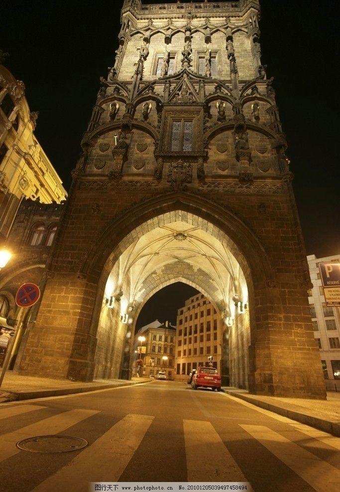欧式古建筑图片图片