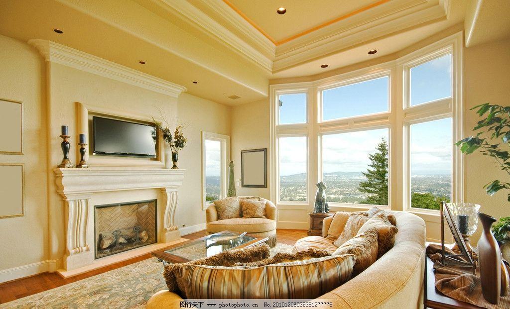 欧式客厅设计 沙发 欧式风格 西方风格 室内 设计 家装设计 装修设计