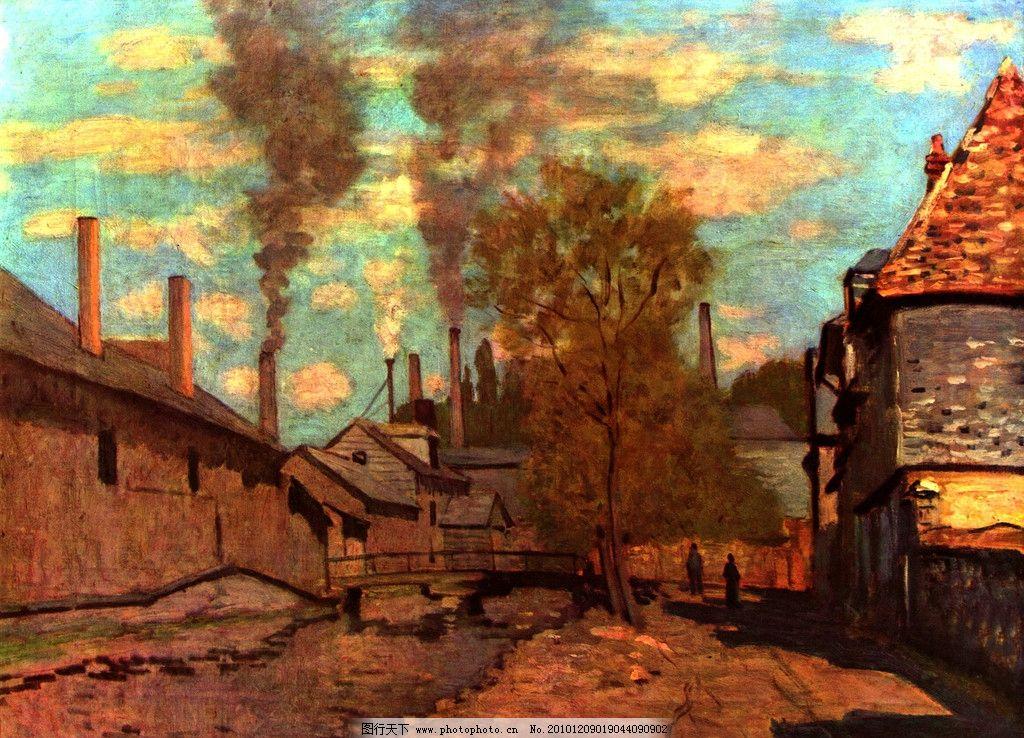 风景 欧洲油画 大师作品 当代艺术家作品 艺术家 画家作品 西方油画