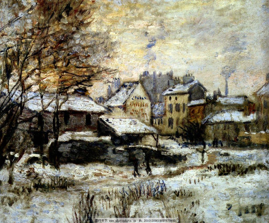 油画风景 风景 欧洲油画 大师作品 当代艺术家作品 艺术家 画家作品