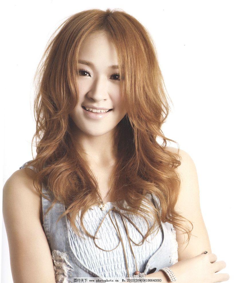 发型 短发 长发/新发型梨花头大卷长发 短发图片