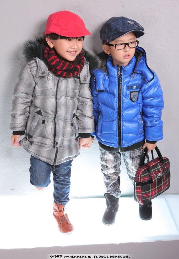 儿童 冬季时尚童装 可爱儿童 爱美斯品牌童装 小女孩小男孩 个性羽绒