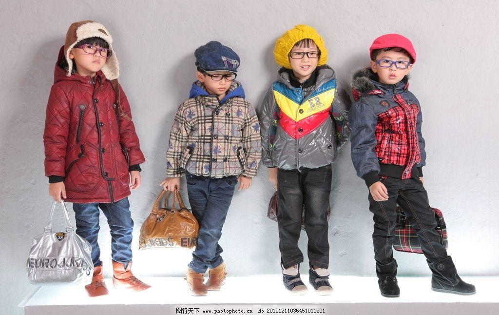儿童 冬季时尚童装 可爱儿童 爱美斯品牌童装 小女孩小男孩 个性 儿童