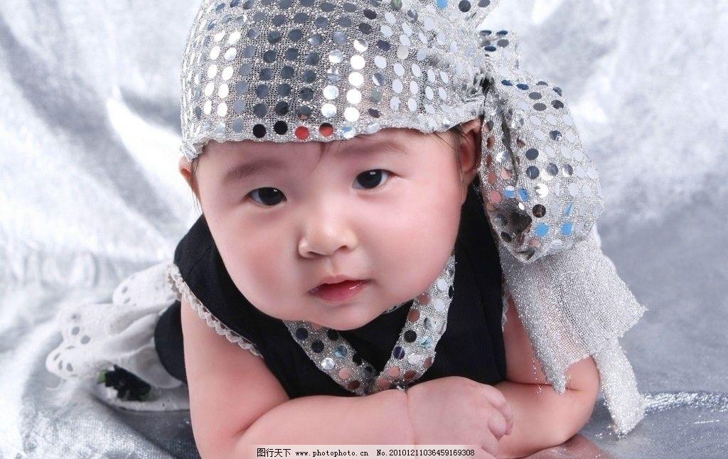 婴儿拍照可爱图片大全