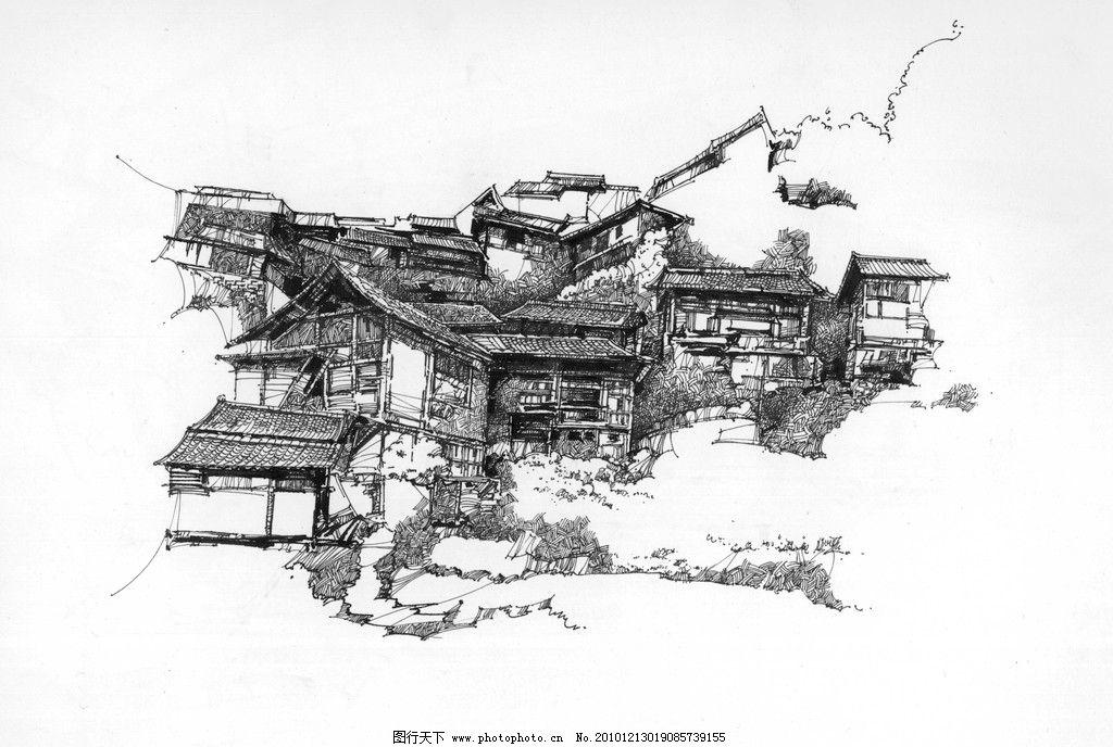 手绘 钢笔画 手绘图 绘画书法 文化艺术 设计 419dpi jpg