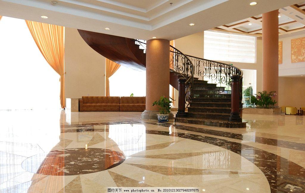 室内设计 效果 室内效果图 大厅 楼梯