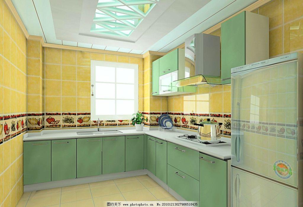 整体橱柜 室内设计 环境设计 设计 72dpi jpg