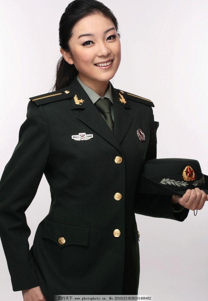 于蓓蓓 漂亮女兵 军人风彩 解放军艺术学院 青年演员 美女 玉女 青春