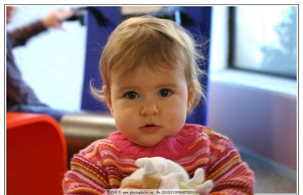 外国可爱宝宝桌面