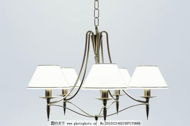 欧式白色典雅吊灯图片免费下载 3d设计模型 max 灯 灯具 电灯 欧式