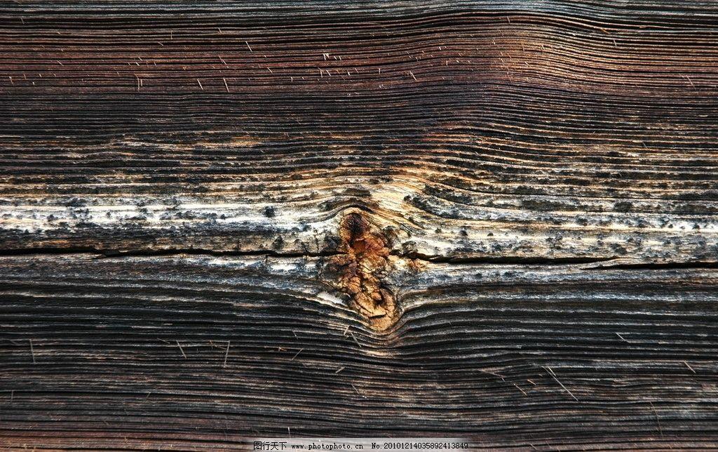 木纹 树纹 凸凹 凹槽 暗灰色 树木底纹 树木树叶 生物世界 摄影 300