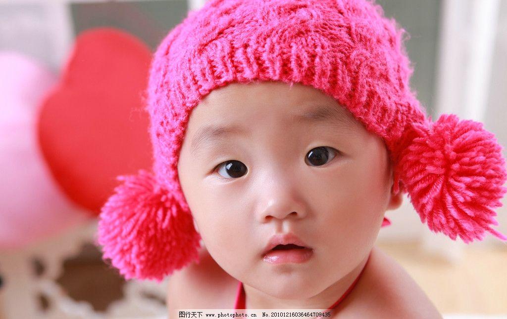 可爱宝宝 粉红 宝宝 可爱 女宝 儿童幼儿 人物图库 摄影 72dpi jpg