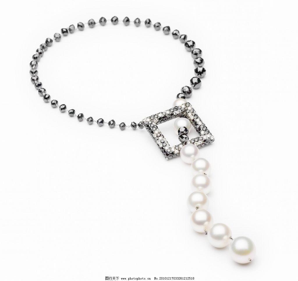 文化艺术 项链 珍珠 珠宝首饰 项链图片素材下载 项链 珠宝 首饰 设计