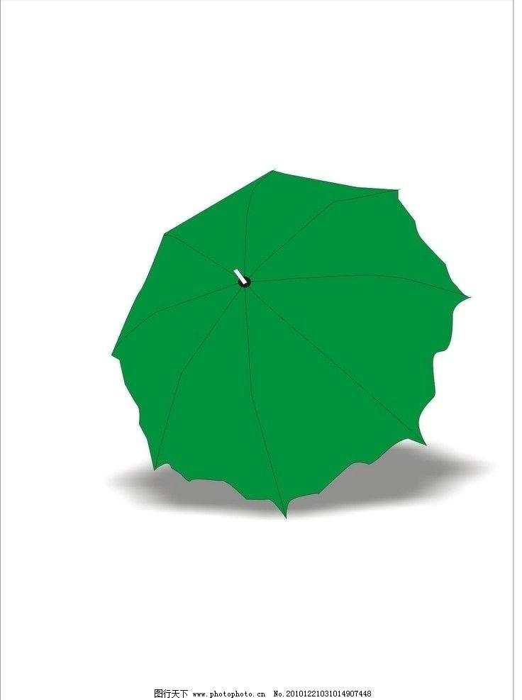 荷叶伞 荷叶 伞 荷花 其他 广告设计 设计 300dpi jpg