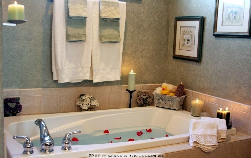 毛巾 建筑 室内 欧式 新古典 简欧 现代 简约 时尚 前卫 风格 洗浴间