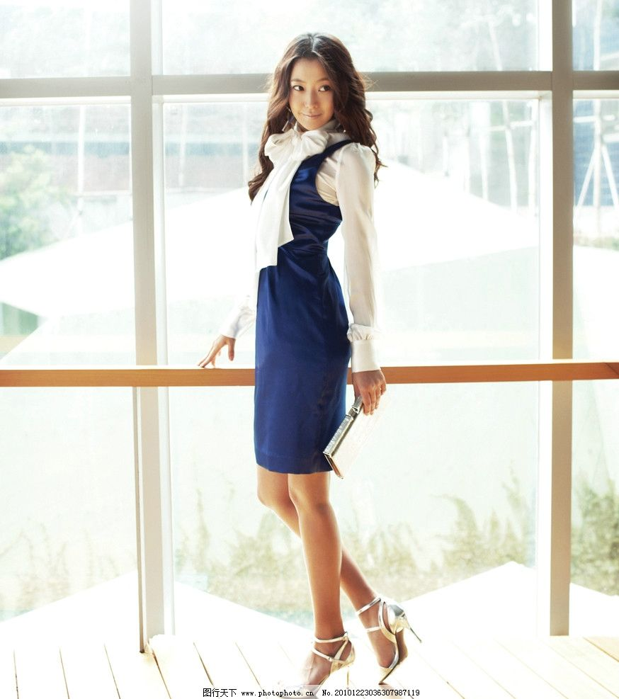 金喜善 韩国第一美女 明星 服装代言 优雅 摄影