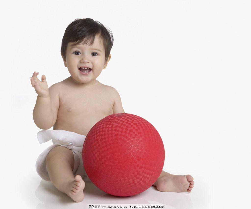 玩皮球的宝宝婴儿 皮球 婴儿 宝宝 幼儿 宝贝 娃娃 孩子 可爱 儿童