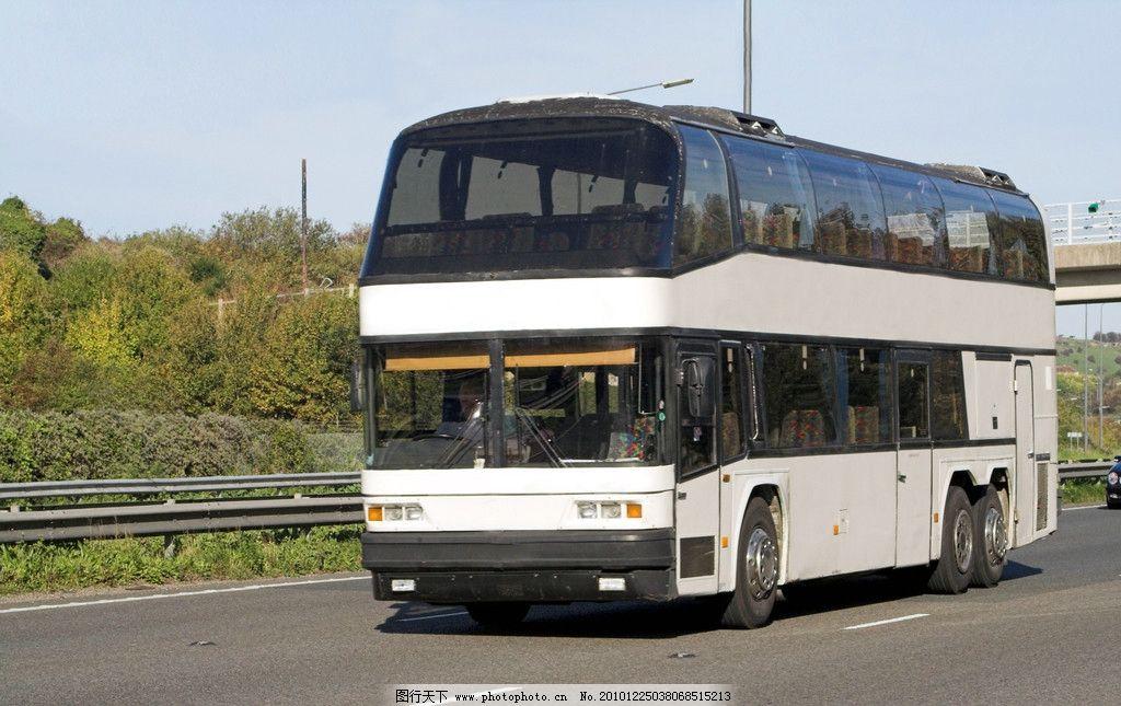 公交车 汽车 大巴 巴士 bus 公交 交通运输 旅游大巴 公交巴士 长途