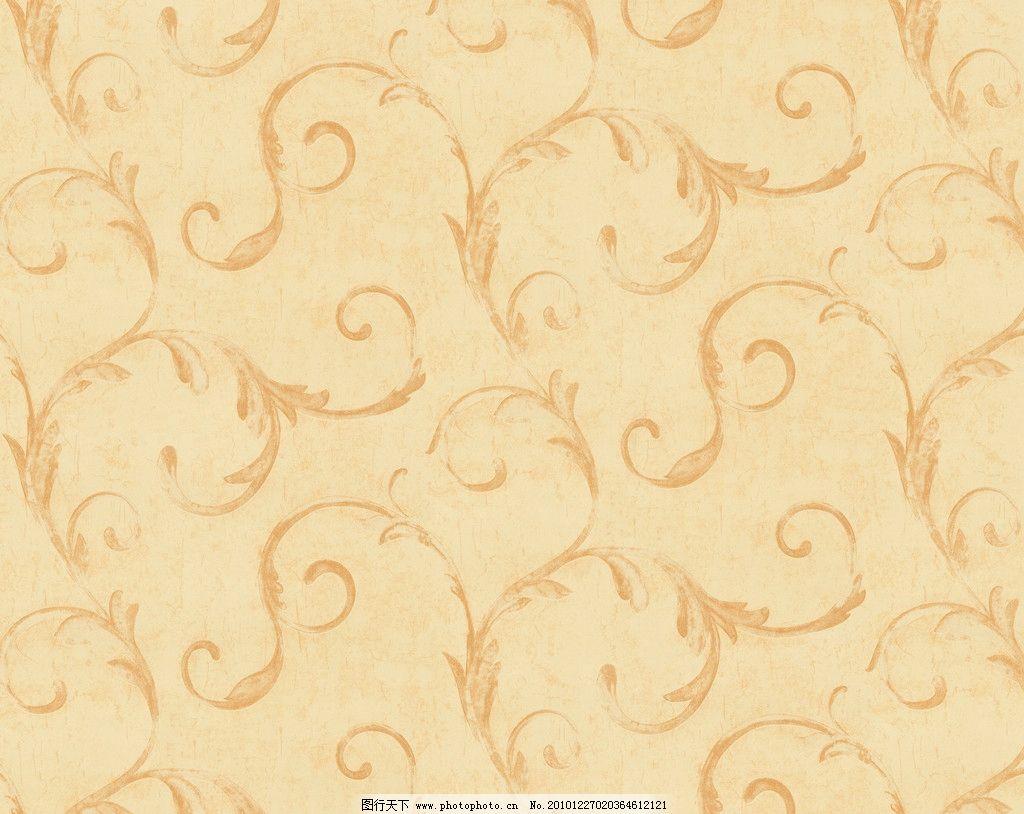 欧式墙纸 墙纸 花边花纹 底纹边框 设计 200dpi jpg
