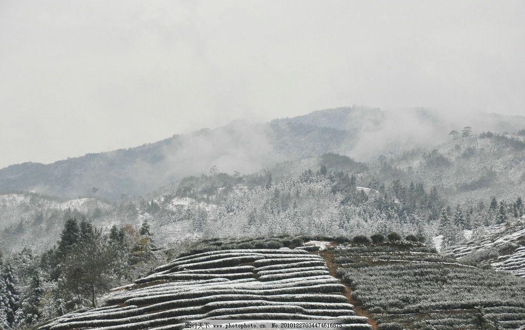 风景 摄影 自然 冬天 雪景 雪 山景 高清 山水风景 自然景观 300dpi