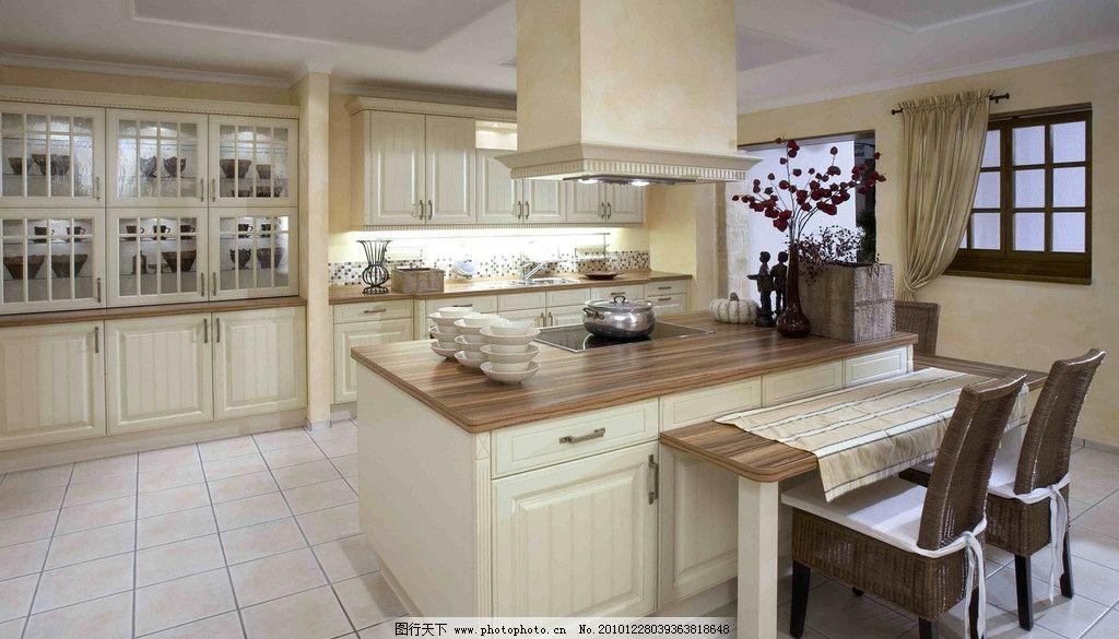 厨房橱柜欣赏图片