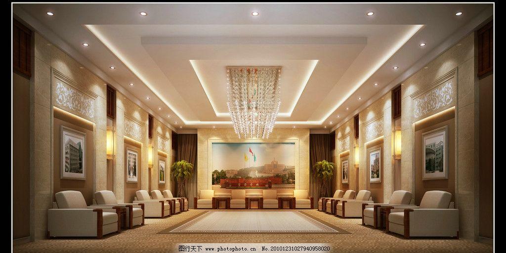贵宾厅 室内效果图 室内        贵宾    3d效果图 3d设计 室内设计
